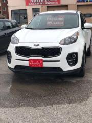 Used 2018 Kia Sportage LX for sale in Orillia, ON