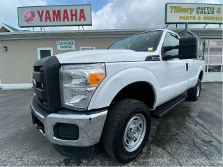 Used 2015 Ford F-250 XL for sale in Tilbury, ON