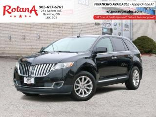 Used 2011 Lincoln MKX Navi_Rear Cam_Blind Spot_Pano Roof for sale in Oakville, ON