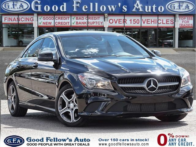 2016 Mercedes-Benz CLA250 Good Or Bad Credit Auto loans ..!