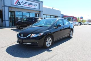 Used 2013 Honda Civic LX for sale in Calgary, AB