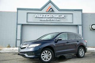 Used 2018 Acura RDX AWD w/ Technology Package for sale in Calgary, AB