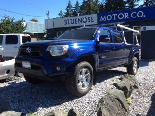 Used 2014 Toyota Tacoma for sale in Parksville, BC