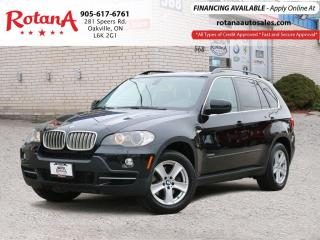 Used 2010 BMW X5 48i_Navi_7 Passengers_Rear Camera for sale in Oakville, ON