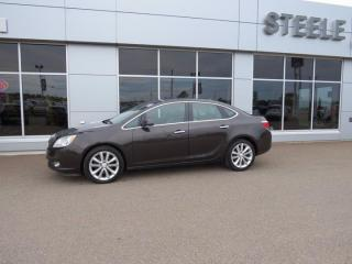 Used 2014 Buick Verano Base for sale in Fredericton, NB