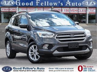 Used 2017 Ford Escape Zero Down Car Financing ..! for sale in Toronto, ON