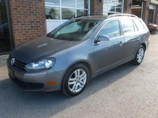 Used 2010 Volkswagen Golf Wagon Comfortline for sale in Weston, ON