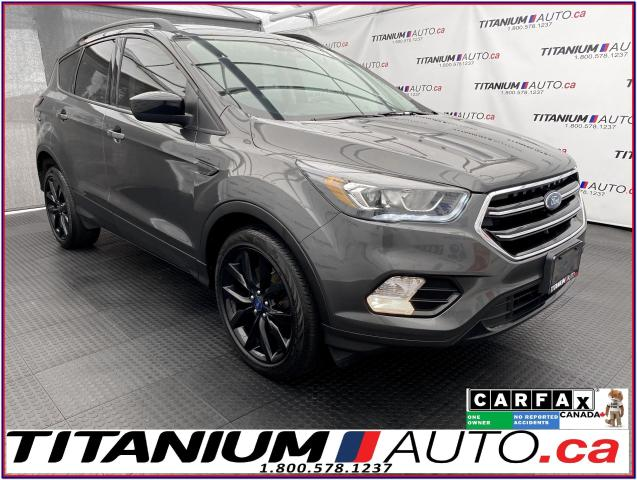2017 Ford Escape SE+AWD+GPS+Camera+Pano Roof+2.0L EcoBoost+Apple Pl