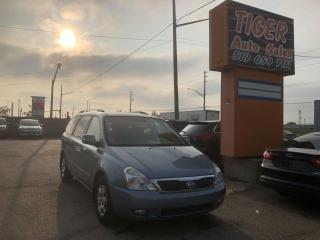 Used 2011 Kia Sedona EX w/Pwr Pkg**GREAT SHAPE**NEWER TIRES*154KMS*CERT for sale in London, ON