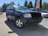 Photo of Green 2005 Jeep Grand Cherokee