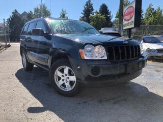 Used 2005 Jeep Grand Cherokee Laredo for sale in Langley, BC