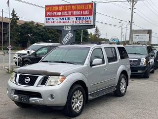 Used 2008 Nissan Pathfinder LE for sale in Toronto, ON