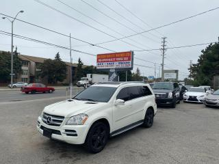 Used 2012 Mercedes-Benz GL-Class GL 450 for sale in Toronto, ON