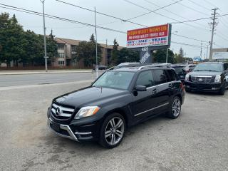 Used 2013 Mercedes-Benz GLK-Class GLK 350 for sale in Toronto, ON