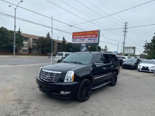 Used 2010 Cadillac Escalade for sale in Toronto, ON