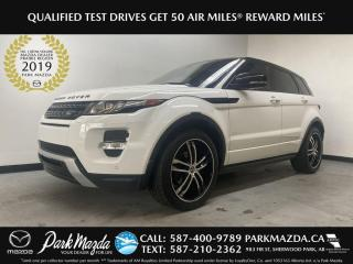Used 2013 Land Rover Evoque Dynamic Premium for sale in Sherwood Park, AB