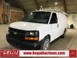 Used 2012 Chevrolet Express Cargo 2500 4D Cargo VAN for sale in Calgary, AB
