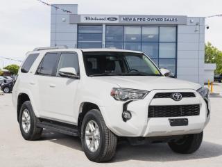 Used 2016 Toyota 4Runner SR5 NAV | HTD LEATHER | 1 OWNER for sale in Winnipeg, MB