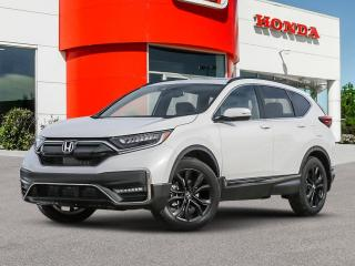 New 2020 Honda CR-V Black Edition for sale in Winnipeg, MB