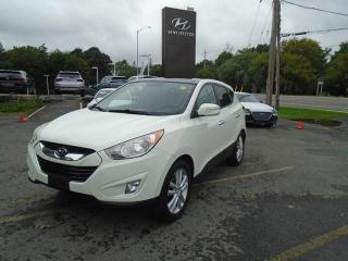 Used 2011 Hyundai Tucson Limited for sale in Ottawa, ON