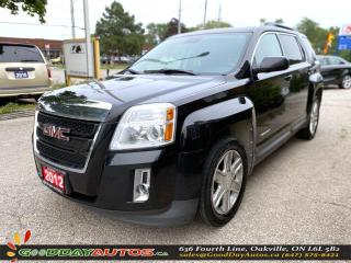Used 2012 GMC Terrain SLT-1|NO ACCIDENT|SUNROOF|NAVI|BLUETOOTH|CERTIFIED for sale in Oakville, ON