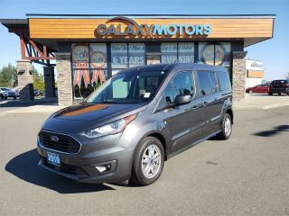 Used 2019 Ford Transit Connect XLT - 6 Passenger, Navigation, Heated Front Seats for sale in Courtenay, BC