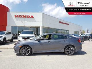 Used 2020 Honda Civic Sport Apple CarPlay - Android Auto for sale in Winnipeg, MB
