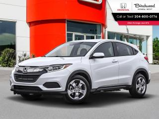 New 2020 Honda HR-V LX for sale in Winnipeg, MB