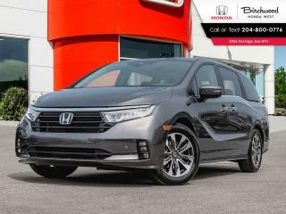 New 2021 Honda Odyssey EXL for sale in Winnipeg, MB