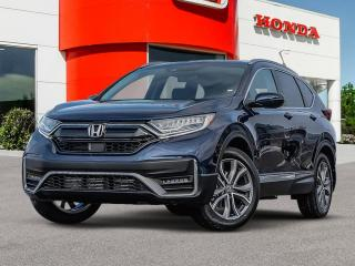 New 2020 Honda CR-V Touring for sale in Winnipeg, MB