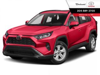 New 2020 Toyota RAV4 XLE STANDARD PACKAGE for sale in Winnipeg, MB
