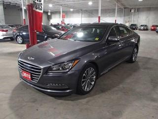 Used 2015 Hyundai Genesis 3.8 V6 TECH AWD *** LOADED! LOADED! LOADED!!! *** for sale in Nepean, ON