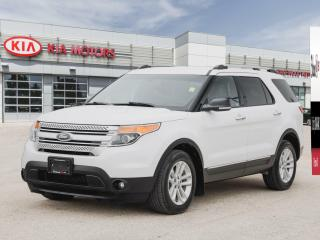 Used 2013 Ford Explorer XLT 4WD*Accident Free/7 Passenger* for sale in Winnipeg, MB