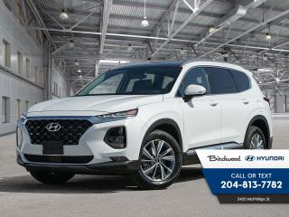 New 2020 Hyundai Santa Fe PREFERRED SUN & LEATHER AWD for sale in Winnipeg, MB