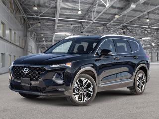 New 2020 Hyundai Santa Fe ULTIMATE AWD for sale in Winnipeg, MB