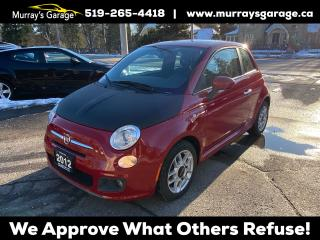 Used 2012 Fiat 500 Sport (Lot 2) for sale in Guelph, ON
