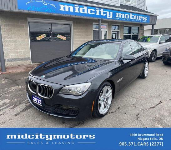2013 BMW 7 Series 750i xDrive M-Sport Package | AWD | CLEAN CARFAX