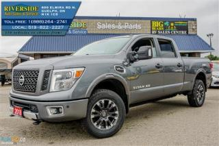 Used 2018 Nissan Titan XD Platinum Reserve for sale in Guelph, ON