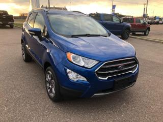 New 2020 Ford EcoSport S for sale in Pembroke, ON