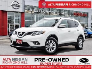 Used 2016 Nissan Rogue SV Special ED.   Heated Seats   Fogs   Back-UP CAM for sale in Richmond Hill, ON