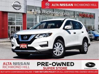 Used 2018 Nissan Rogue S   Apple Carplay   Blind Spot   Heated Seats for sale in Richmond Hill, ON