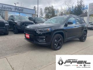 New 2021 Jeep Cherokee ALTITUDE l LEATHER l PANO ROOF for sale in New Hamburg, ON