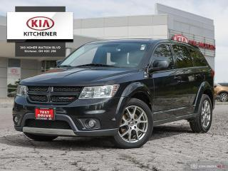 Used 2013 Dodge Journey R/T Rallye AWD - ONE OWNER!!!! for sale in Kitchener, ON