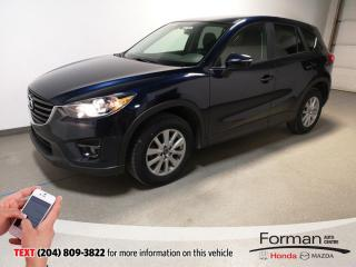 Used 2016 Mazda CX-5 GS|Warranty-Just Arrived| for sale in Brandon, MB