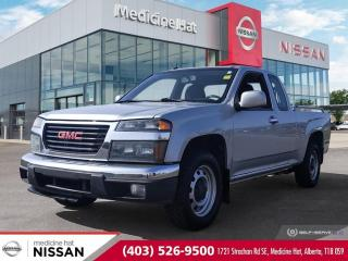 Used 2010 GMC Canyon SLE w/1SA for sale in Medicine Hat, AB