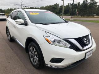 Used 2017 Nissan Murano S for sale in Charlottetown, PE