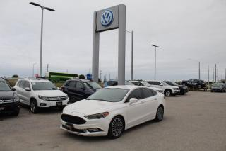 Used 2017 Ford Fusion 2.0L SE for sale in Whitby, ON