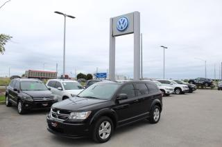 Used 2016 Dodge Journey 2.4L for sale in Whitby, ON