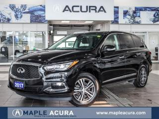 Used 2017 Infiniti QX60 Base for sale in Maple, ON