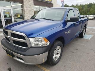 Used 2017 RAM 1500 ST QUAD CAB 4X4 5.7L HEMI SPRAYIN LINER for sale in Trenton, ON